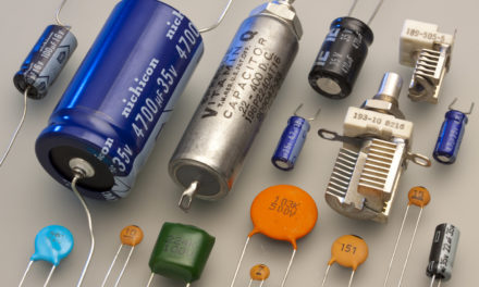 Capacitor Pop and Yet Another Backup Article (YABA)